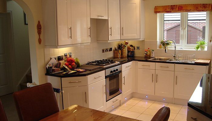 Kitchen Installation Services in Gillingham