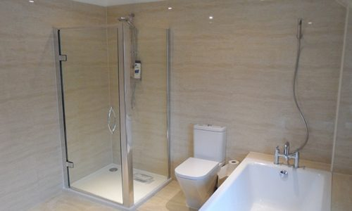Bathroom Installation Services in Gillingham