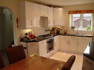 Kitchen Installation in Gillingham