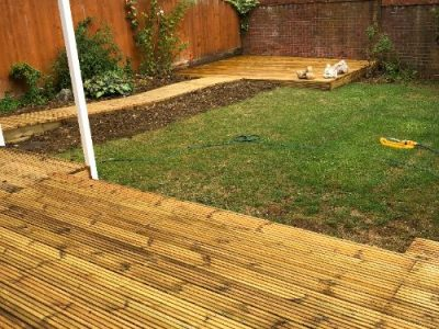 Landscaping and Paving in Yeovil